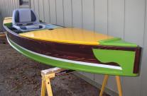 Cypress Boat